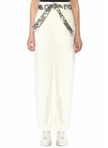 Forte Couture Pantolon Beyaz